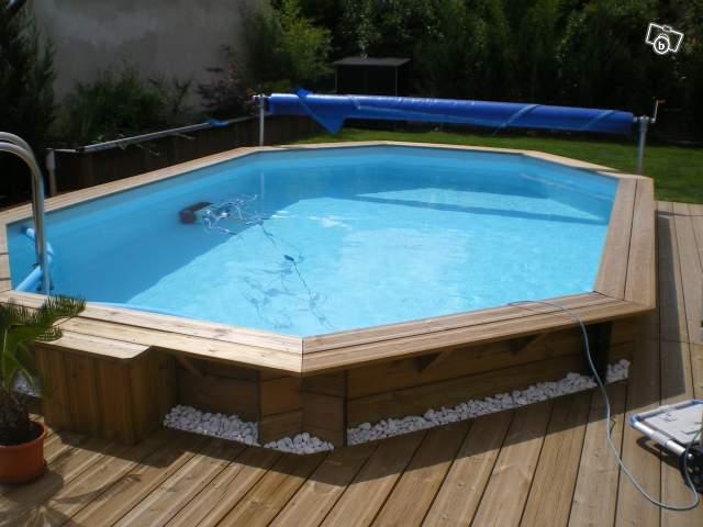 piscine bois julien. Black Bedroom Furniture Sets. Home Design Ideas
